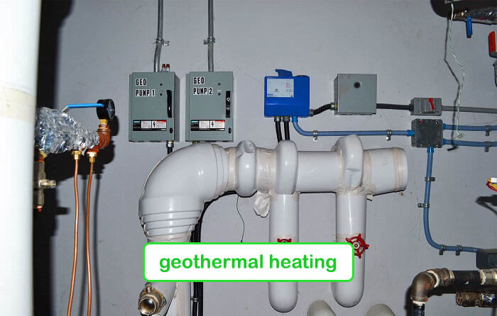 Geothermal heating - Planet Traveler Hostel Toronto