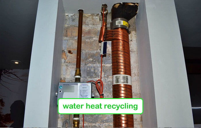 water heat recycling - Planet Traveler Hostel Toronto